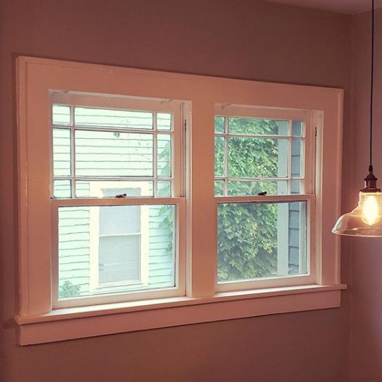 Full Mechanical - Wood Windows